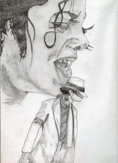 Michael Jackson by Choobang